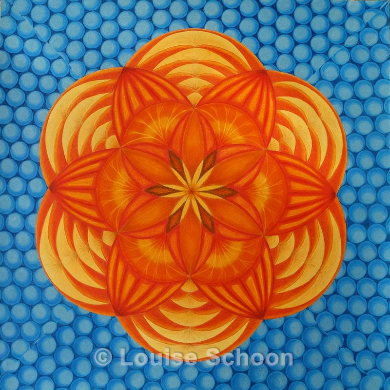 Chakra II (c) Color To Move Louise Schoon